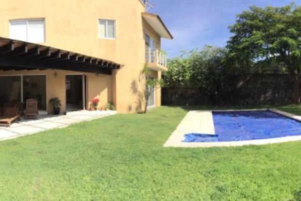 Foto de casa en renta en  , san josé, jiutepec, morelos, 7962670 No. 01