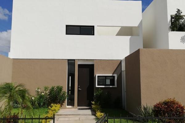 Foto de casa en venta en  , real montejo, mérida, yucatán, 14027642 No. 01