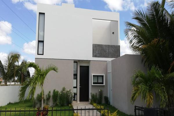 Foto de casa en venta en  , real montejo, mérida, yucatán, 14027654 No. 01