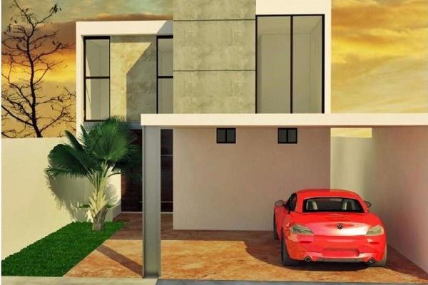 Foto de casa en venta en  , real montejo, mérida, yucatán, 3647606 No. 01