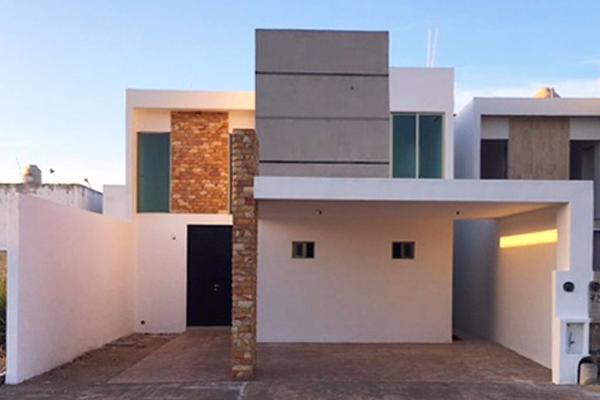 Foto de casa en venta en  , real montejo, mérida, yucatán, 4253813 No. 01