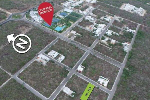 Foto de terreno habitacional en venta en  , real montejo, mérida, yucatán, 7861693 No. 01