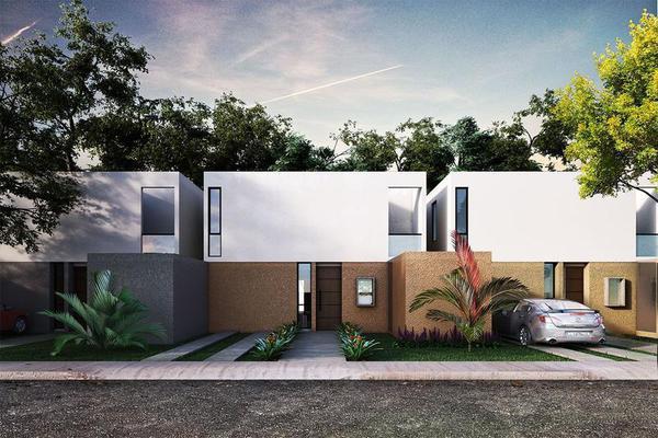 Foto de casa en venta en  , real montejo, mérida, yucatán, 8100753 No. 01