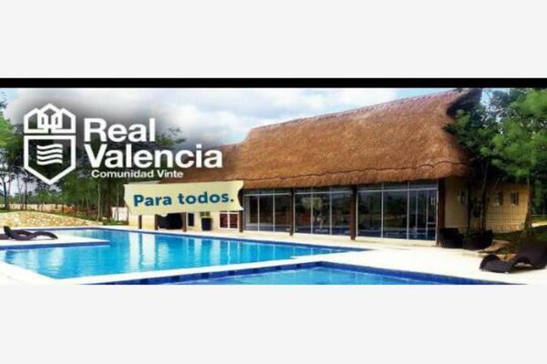 Foto de departamento en renta en real valencia 1, bahía real, benito juárez, quintana roo, 19675853 No. 01