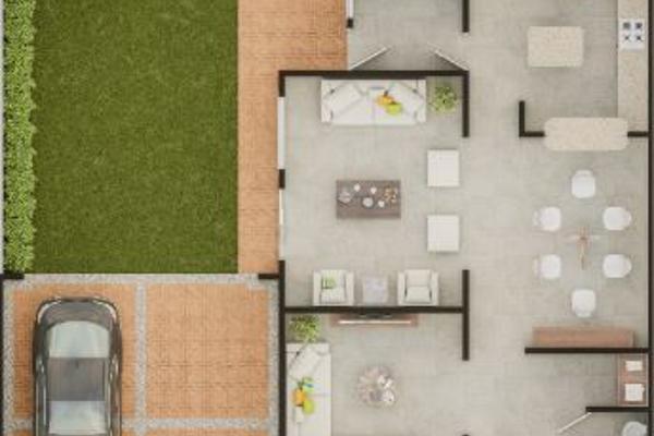 Foto de casa en venta en real vizcaya, avenida real del sol, modelo: montjûic , real del sol, tecámac, méxico, 9932439 No. 43