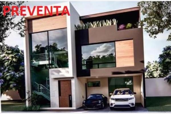Foto de casa en venta en recta a cholula 17, centro, san andrés cholula, puebla, 8868024 No. 01