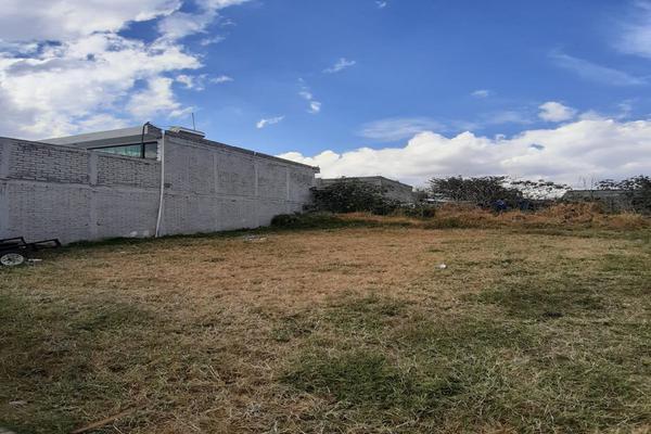 Foto de terreno habitacional en venta en rectores universitarios , agustín arriaga rivera, morelia, michoacán de ocampo, 19167174 No. 01