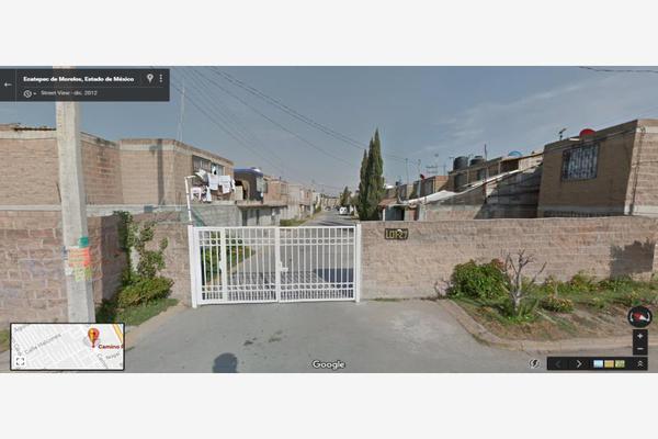 Foto de casa en venta en recursos hidraulicos lote 4, ehécatl (paseos de ecatepec), ecatepec de morelos, méxico, 6344268 No. 02