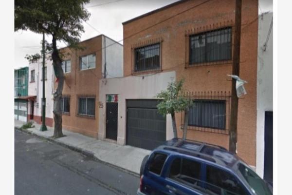 Foto de casa en venta en reembolsos 00, postal, benito juárez, df / cdmx, 6128628 No. 01