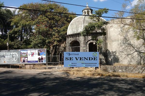 Foto de terreno comercial en venta en  , reforma, cuernavaca, morelos, 3118704 No. 01