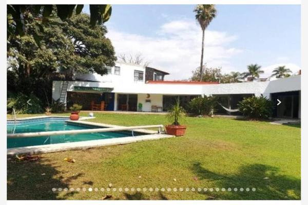 Foto de casa en venta en  , reforma, cuernavaca, morelos, 8215206 No. 01