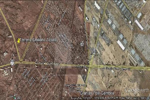 Foto de terreno comercial en venta en reforma , emiliano zapata, juárez, chihuahua, 5710077 No. 03