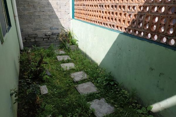 Foto de casa en venta en reforma judicial , reforma política, iztapalapa, df / cdmx, 9932695 No. 11