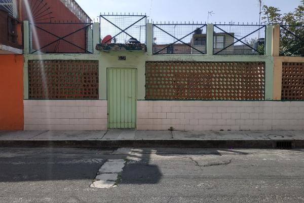Foto de casa en venta en reforma judicial , reforma política, iztapalapa, df / cdmx, 9932695 No. 01