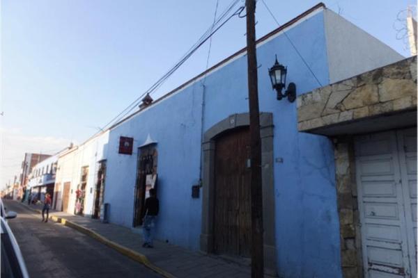 Foto de casa en venta en reforma norte 109, huamantla centro, huamantla, tlaxcala, 8093780 No. 01