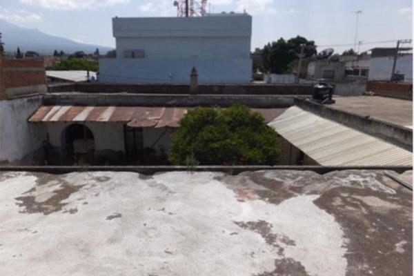 Foto de casa en venta en reforma norte 109, huamantla centro, huamantla, tlaxcala, 8093780 No. 08