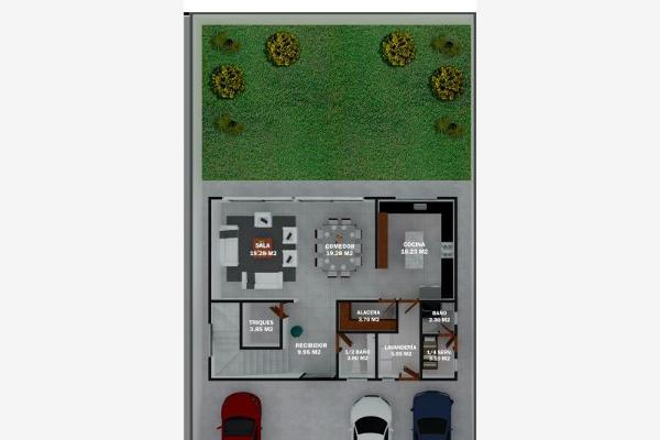 Foto de casa en venta en refugio 0, el refugio, monterrey, nuevo león, 9923873 No. 02
