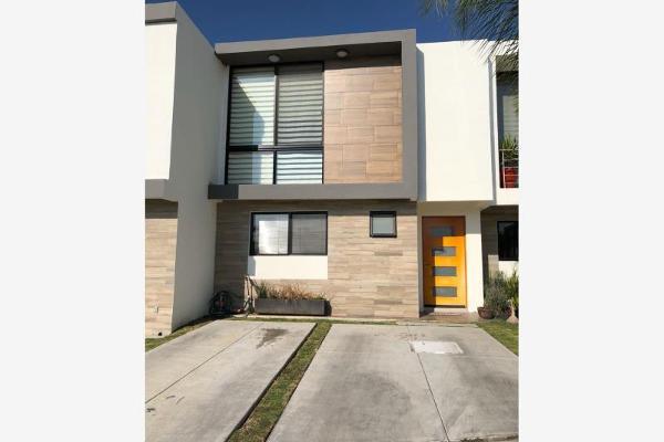 Foto de casa en venta en refugio 1, residencial el refugio, querétaro, querétaro, 5886786 No. 01