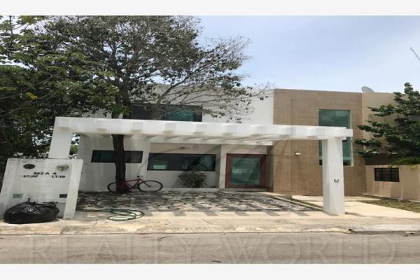 Foto de casa en venta en regatta x y x, residencial cumbres, benito juárez, quintana roo, 7200276 No. 01