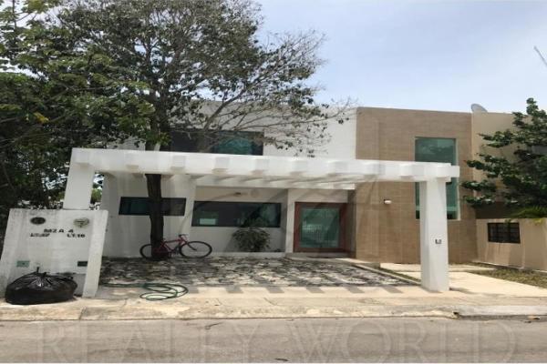 Foto de casa en venta en regatta x y x, residencial san antonio, benito juárez, quintana roo, 7200276 No. 01