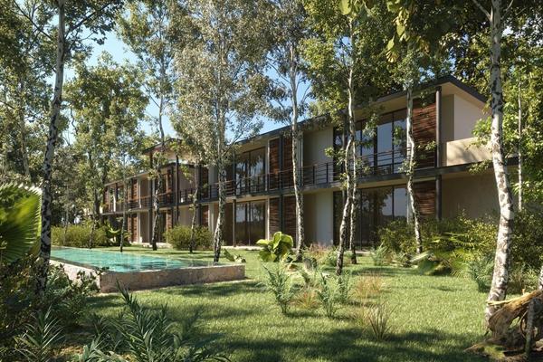 Foto de departamento en venta en region 12 , tulum centro, tulum, quintana roo, 19308991 No. 05