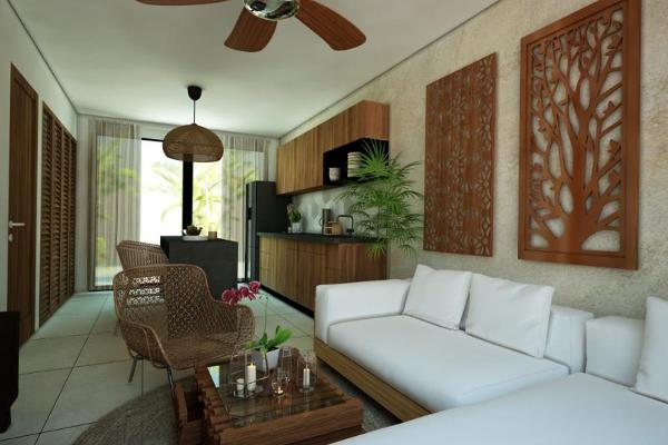Foto de departamento en venta en region 15 1, region 15 kukulcan, tulum, quintana roo, 8796948 No. 04