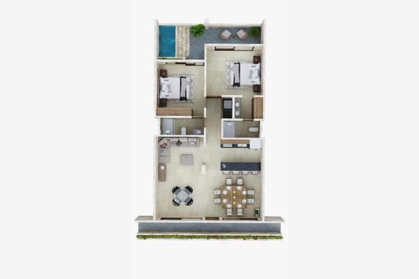 Foto de departamento en venta en region 15 1, tulum centro, tulum, quintana roo, 0 No. 13