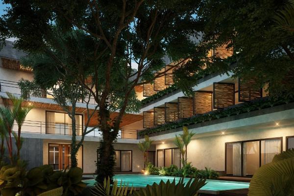 Foto de departamento en venta en region 15 16 sur esquina 6 poniente , villas tulum, tulum, quintana roo, 8866837 No. 02