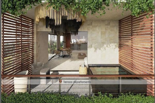 Foto de departamento en venta en región 15 , tulum centro, tulum, quintana roo, 7154697 No. 09