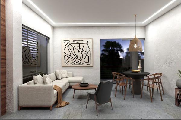 Foto de departamento en venta en región 15 , tulum centro, tulum, quintana roo, 7168130 No. 01