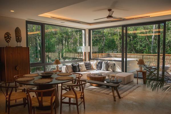 Foto de departamento en venta en región 15 , tulum centro, tulum, quintana roo, 7513730 No. 09