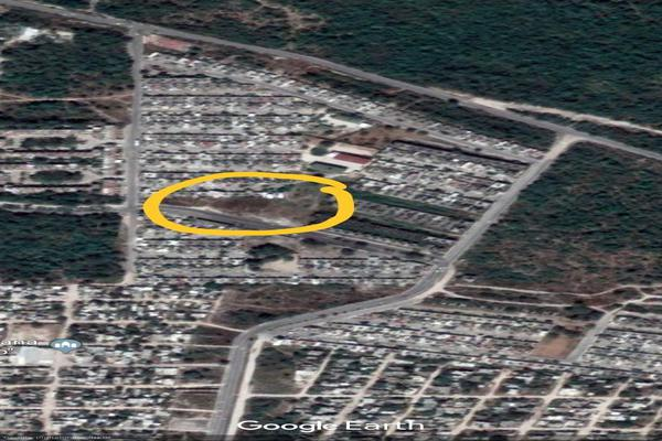 Foto de terreno habitacional en venta en  , región 221, benito juárez, quintana roo, 17837777 No. 02