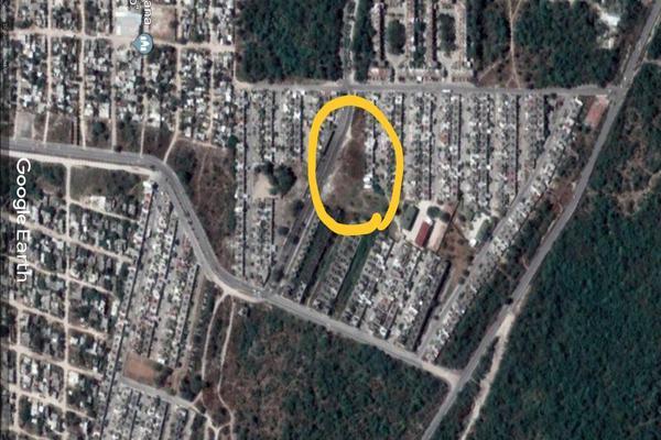 Foto de terreno habitacional en venta en  , región 221, benito juárez, quintana roo, 17837777 No. 04