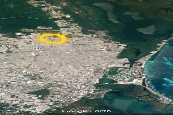Foto de terreno habitacional en venta en  , región 227, benito juárez, quintana roo, 17837777 No. 03