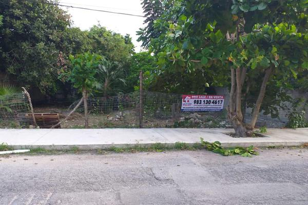 Foto de terreno habitacional en venta en  , región 510, benito juárez, quintana roo, 18801182 No. 02