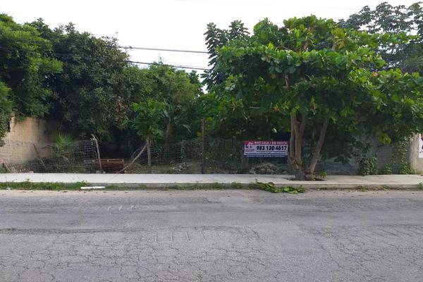 Foto de terreno habitacional en venta en  , región 510, benito juárez, quintana roo, 18801182 No. 03