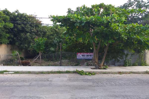 Foto de terreno habitacional en venta en  , región 510, benito juárez, quintana roo, 18801182 No. 05