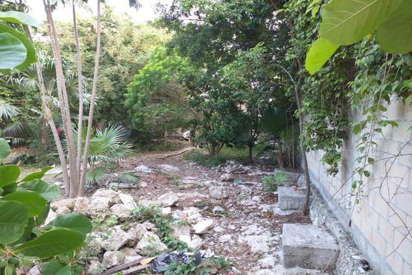 Foto de terreno habitacional en venta en  , región 510, benito juárez, quintana roo, 18801182 No. 09