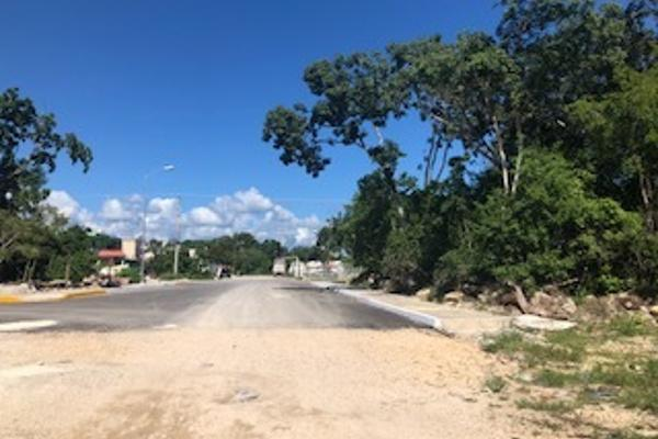 Foto de terreno habitacional en venta en region 7 tumbenkah cerca de la 5ta avenida , tulum centro, tulum, quintana roo, 10249826 No. 02