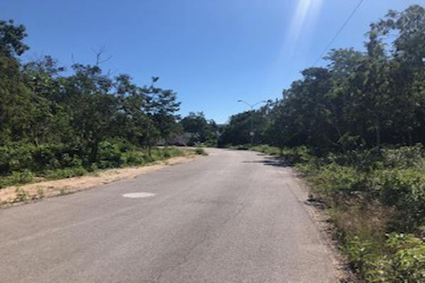 Foto de terreno habitacional en venta en region 7 tumbenkah cerca de la 5ta avenida , tulum centro, tulum, quintana roo, 10249826 No. 04