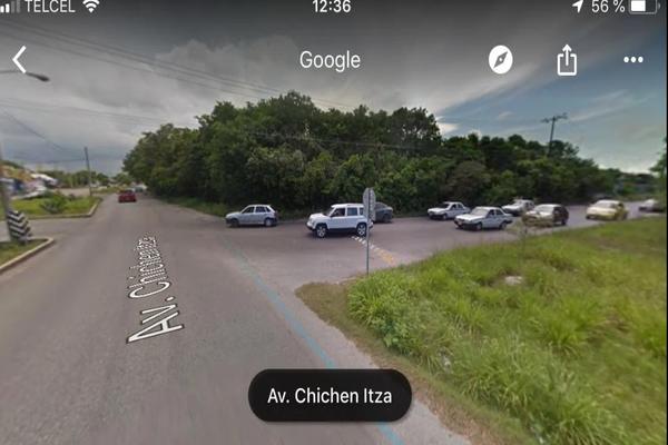 Foto de terreno habitacional en venta en  , región 98, benito juárez, quintana roo, 16808109 No. 02