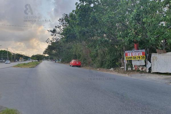 Foto de terreno habitacional en venta en  , región 98, benito juárez, quintana roo, 19195346 No. 05