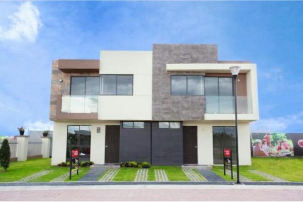 Foto de casa en venta en remedios varo 6, pozos y vías (fracción diecisiete a), nextlalpan, méxico, 6132177 No. 01