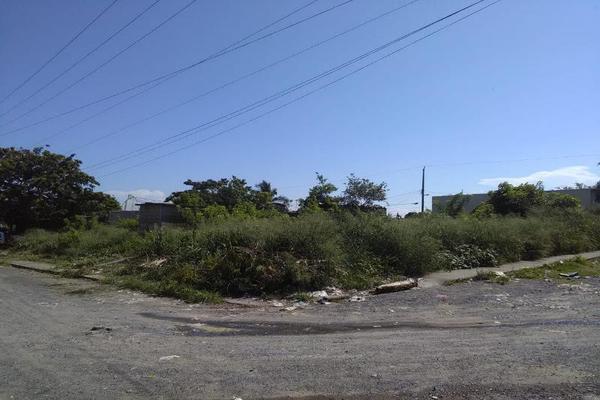 Foto de terreno habitacional en venta en  , renacimiento, veracruz, veracruz de ignacio de la llave, 18650648 No. 01