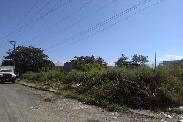 Foto de terreno habitacional en venta en  , renacimiento, veracruz, veracruz de ignacio de la llave, 18650648 No. 02