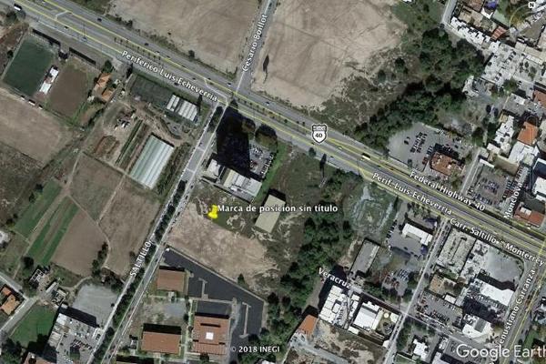 Foto de terreno comercial en venta en  , república, saltillo, coahuila de zaragoza, 8069540 No. 01