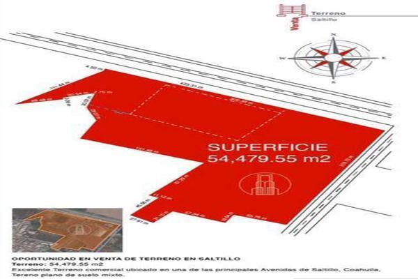 Foto de terreno comercial en venta en  , república, saltillo, coahuila de zaragoza, 8069540 No. 03