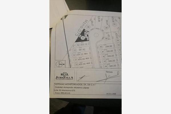 Foto de terreno habitacional en venta en reserva bonampak 0000, juriquilla privada, querétaro, querétaro, 9269261 No. 04