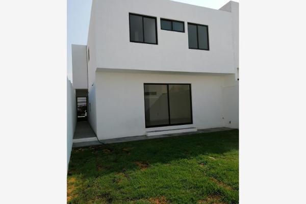 Foto de casa en venta en reserva de nizuc , juriquilla, querétaro, querétaro, 5953963 No. 01