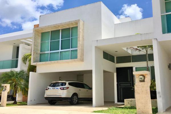 Foto de casa en condominio en renta en residencial altabrisa , altabrisa, mérida, yucatán, 0 No. 01